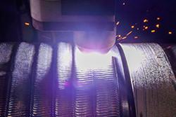 Metal Spraying - Werner Engineering Mackay